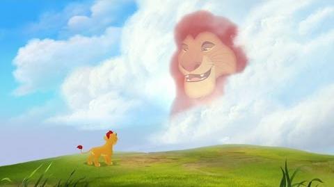 Mufasa's Advice - Never Roar Again