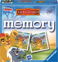 Memory-game-lionguard