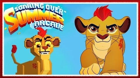 The Lion Guard - Soaring Over Summer With Kion