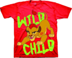 Wildchild-redkion