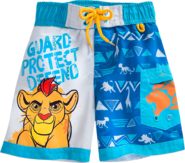 Defend-swimshorts