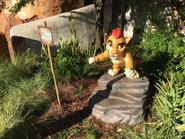 Kion-statue