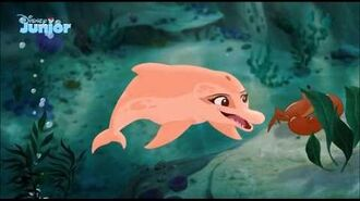 The Lion Guard That's The Dolphin Way (Danish)