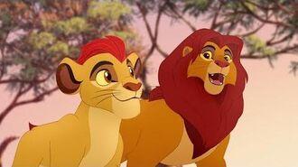 משמר האריות שם בסוף הדרך