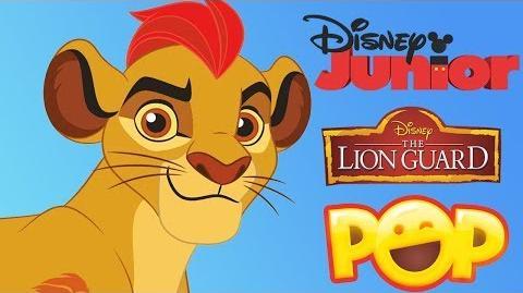The Lion Guard Kion Pop Kids Game - Disney Junior App For Kids