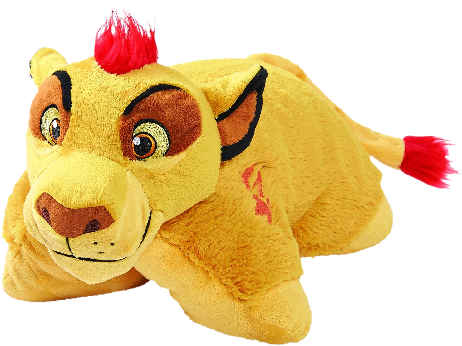 Disney 6 Lion Guard Bean Plush Beshte