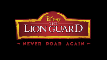 Never-roar-again-title