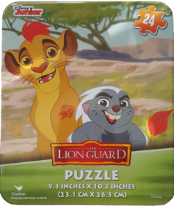 Puzzle-in-tin