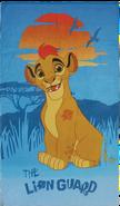 Lionguard-bluetowel