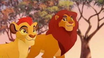 The Lion Guard - Path Of Honor (Finnish) HD