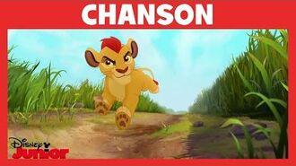 La Garde du Roi Lion - Chanson Une si belle journée