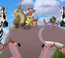 La Route des Hippos