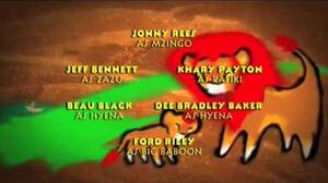 The Lion Guard End Credits