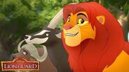 Welcome to the Summit Music Video The Lion Guard Disney Junior