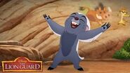 Stand Up Stand Out Music Video The Lion Guard Disney Junior