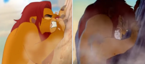 Simba-mufasa-similarities