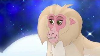 The lion Guard- A Snow Monkey's Home (Ukrainian)