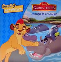 Crocodil-gardafelina