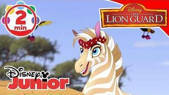 The Lion Guard Frizzi e Lazzi - Music video - Disney Junior Italia