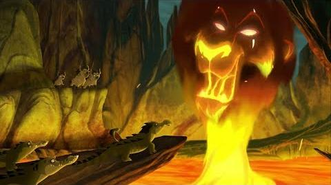 Lion Guard The Rise of Scar Behind the Scenes