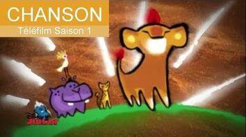 La Garde du Roi Lion - Voici la Garde du Roi Lion-1600012877