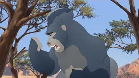 Shujaa Ponda (Reprise) l Beshte and the Beast Song l The Lion Guard