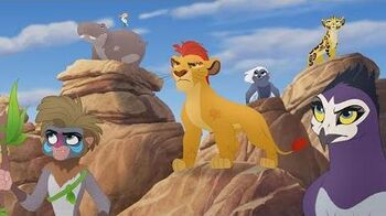 The Lion Guard Season 3 Opening