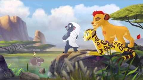 Call of the Guard- The Lion Guard Intro
