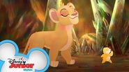 Nothin' To Fear Down Here Music Video The Lion Guard Disney Junior