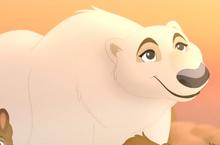 Female Polar Bear Appearances