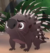 Porcupine 4