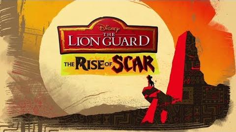 The Lion Guard: The Rise of Scar/Clips