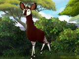 Ajabu/Gallery/The Imaginary Okapi