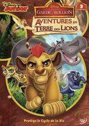 2d dvd la garde du roi lion - aventures en terre des lions vol.3