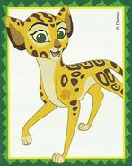Fuli-card