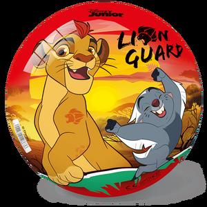 Lionguard-sunsetball