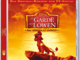 The Lion Guard Audio Series