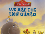 We Are The Lion Guard