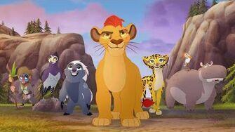 The Lion Guard Season 3 Opening 2-3