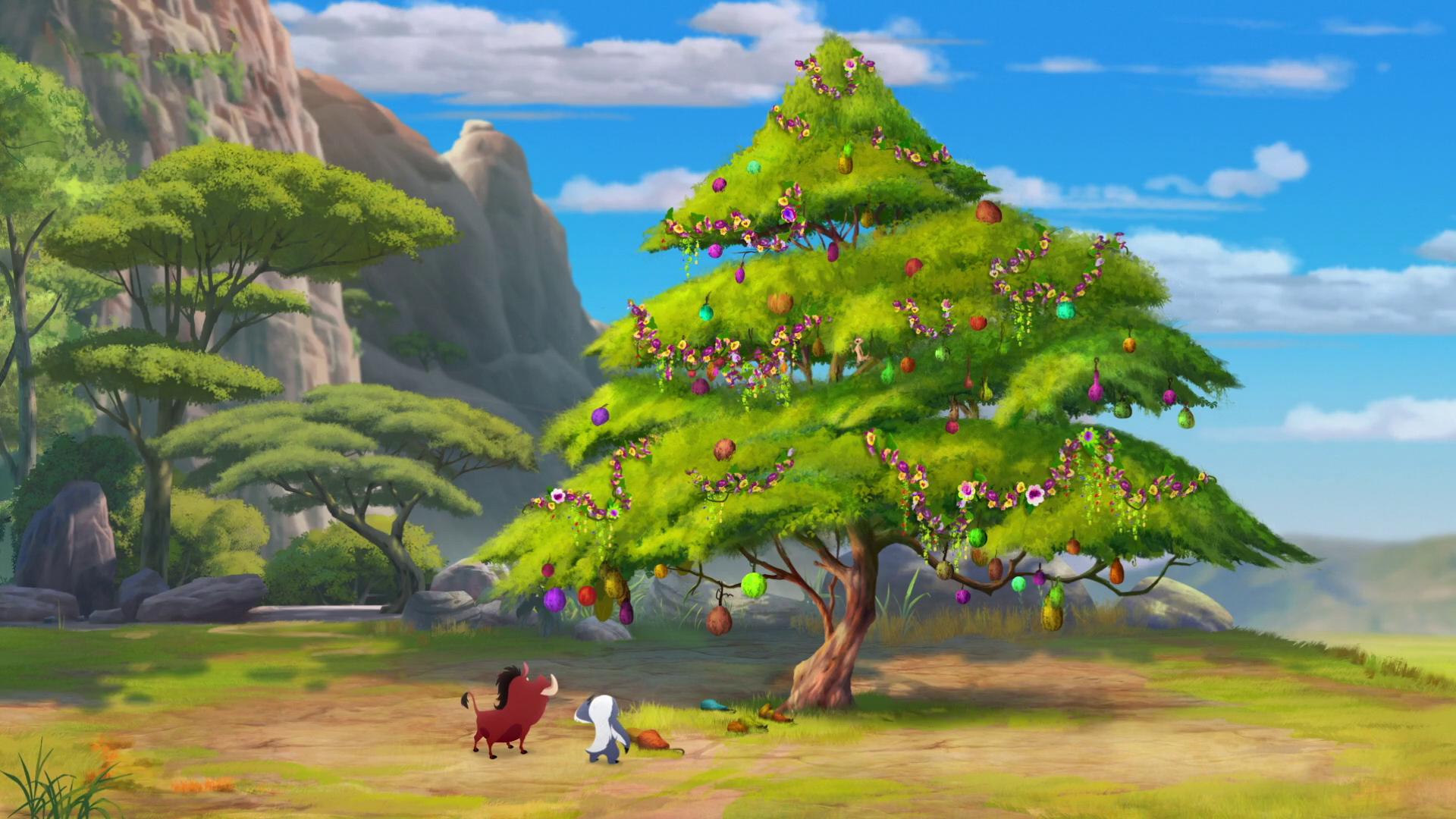Acacia Trees The Lion Guard Wiki Fandom Powered By Wikia