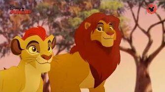Die Garde der Löwen - Wir gehen unseren Weg - Episode Scar kommt zurück