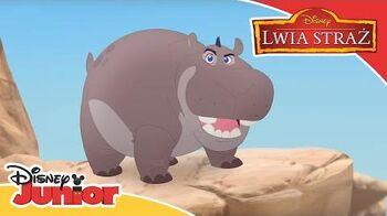 Lwia Straż Jasna strona słońca!☀️ Disney Junior