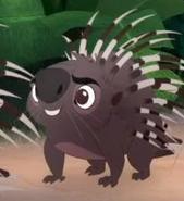 Porcupine 3