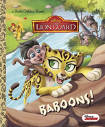 Baboons-book