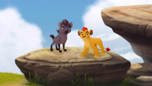 Jasiri and Kion