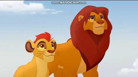Mufasa's Advice - The Wisdom of Kongwe