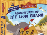 Adventures of The Lion Guard