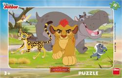 Dino-puzzle