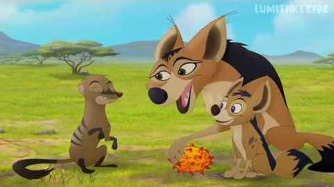 The Lion Guard - Jackal Style (Finnish)