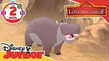 Løvenes garde Musikk Beshtes sang 🎶- Disney Junior Norge